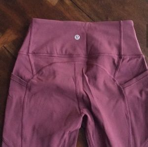 4 lululemon all the right places pant